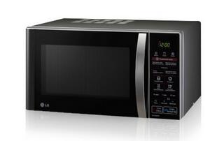 Микроволновая печь LG MH-6348SAR ( 23л, комби 2400Вт, гриль, электронное управление, дисплей)