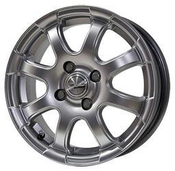 Автомобильный диск Литой Скад Эверест 5,5x14 4/100 ET 49 DIA 56,6 Алмаз