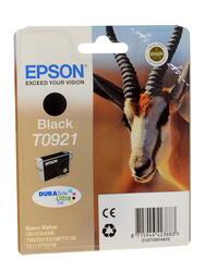 Картридж струйный Epson T0921