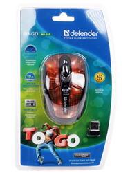 Мышь беспроводная Defender To-GO MS-585