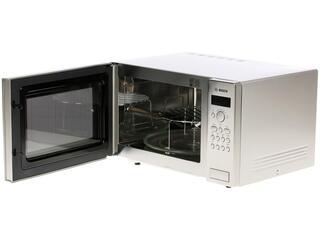 Микроволновая печь Bosch HMT 84G451 серебристый
