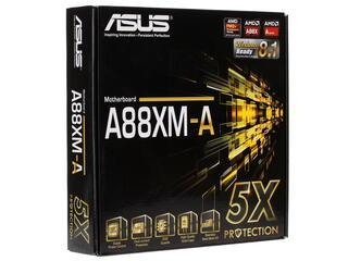 Материнская плата ASUS A88XM-A