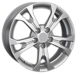 Автомобильный диск литой Replay NS112 7x18 5/114,3 ET 40 DIA 66,1 Sil