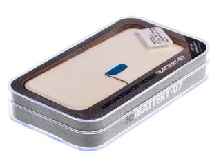 Чехол-батарея iBattery-07 белый