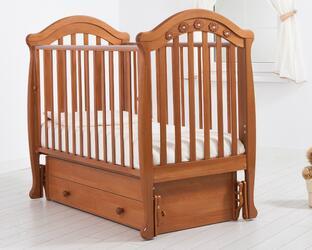 Кроватка классическая Гандылян «Джозеппе» К- 2002-18м