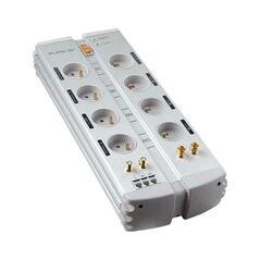 Сетевой фильтр Belkin Pure AV серебристый
