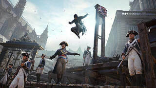 Игра для Xbox One Assassin's Creed: Unity Guillotine Edition