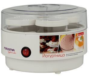 Йогуртница MAXIMA MYM-0154 белый
