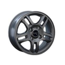 Автомобильный диск Литой LegeArtis KI5 6x15 4/114,3 ET 43 DIA 67,1 GM