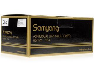 Объектив Samyang 85mm F1.4 AS IF UMC