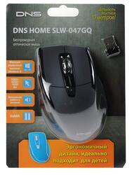 Мышь беспроводная DNS HOME SLW-047GQ