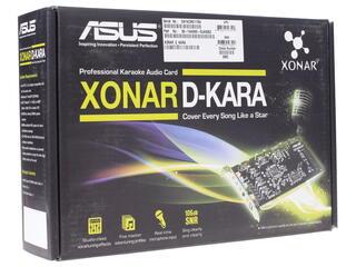 Внутренняя звуковая карта ASUS Xonar D-KARA