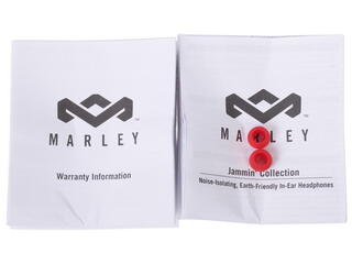 Наушники Marley Smile Jamaica EM-JE040-FI