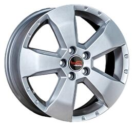 Автомобильный диск Литой LegeArtis SB18 6,5x16 5/100 ET 55 DIA 56,1 Sil