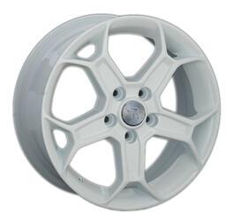 Автомобильный диск литой Replay FD21 7,5x17 5/108 ET 55 DIA 63,3 White