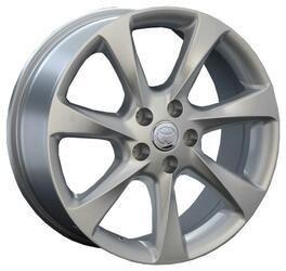 Автомобильный диск литой Replay TY94 7,5x18 5/114,3 ET 35 DIA 60,1 Sil