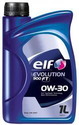 Моторное масло ELF EVOLUTION 900 FT 0W30 195414