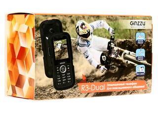 Сотовый телефон Ginzzu R3 Dual черный