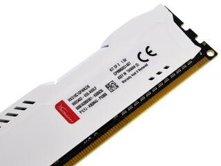 Оперативная память Kingston HyperX FURY White Series [HX318C10FWK2/8] 8 ГБ
