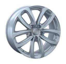 Автомобильный диск литой Replay B123 8x18 5/120 ET 34 DIA 72,6 Sil