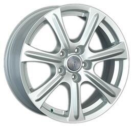 Автомобильный диск литой Replay LX44 6,5x17 5/114,3 ET 35 DIA 60,1 Sil