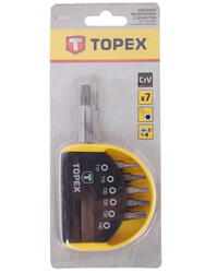 Набор отверток Topex 39D351