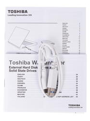 "2.5"" Внешний HDD Toshiba Stor.e Slim [HDTD210ESMEA]"