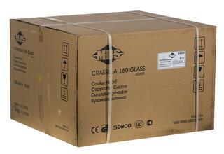 Вытяжка каминная MBS Crassula 160 Glass черный