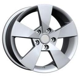 Автомобильный диск литой Replay SK76 6,5x16 5/112 ET 46 DIA 57,1 Sil