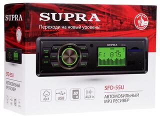Автопроигрыватель Supra SFD-55U