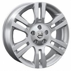 Автомобильный диск Литой LegeArtis NS68 7x17 5/114,3 ET 45 DIA 66,1 GM