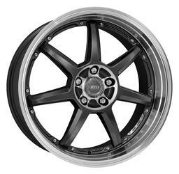 Автомобильный диск Литой Dotz Fast Seven 8x18 5/112 ET 48 DIA 70,1 Drift