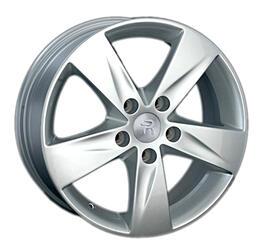 Автомобильный диск литой Replay SZ37 5,5x15 5/114,3 ET 50 DIA 60,1 Sil