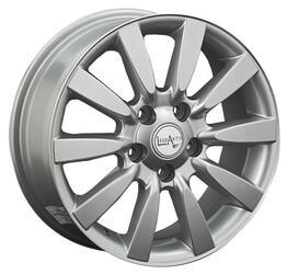 Автомобильный диск Литой LegeArtis MI36 6,5x16 5/114,3 ET 46 DIA 67,1 Sil