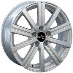 Автомобильный диск Литой LegeArtis VW61 6x15 5/100 ET 40 DIA 57,1 Sil