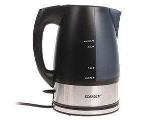 Электрочайник Scarlett SC-EK18P18 черный