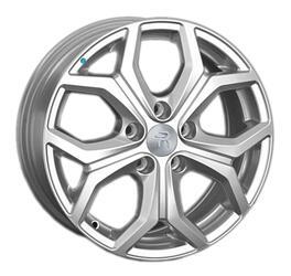 Автомобильный диск литой Replay FD46 6,5x16 5/108 ET 50 DIA 63,3 Sil