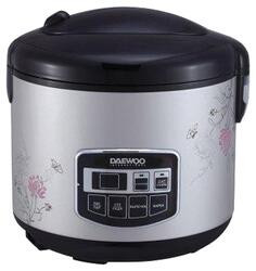 Мультиварка Daewoo Electronics DMC-938 серебристый, черный