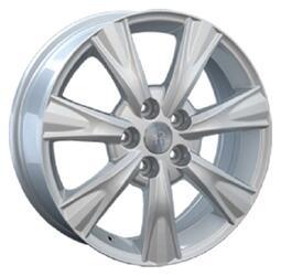 Автомобильный диск литой Replay TY82 7x17 5/139,7 ET 40 DIA 98,5 Sil
