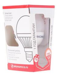 Лампа светодиодная Экономка LED 7W GL E1445
