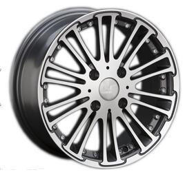Автомобильный диск Литой LS 111 7x16 4/108 ET 45 DIA 73,1 GMF
