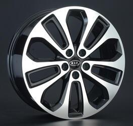Автомобильный диск литой LegeArtis KI92 7x18 5/114,3 ET 40 DIA 67,1 BKF