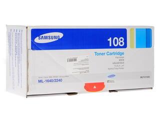 Картридж лазерный Samsung MLT-D108S