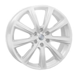 Автомобильный диск литой Replay INF12 8x22 6/139,7 ET 30 DIA 77,8 White