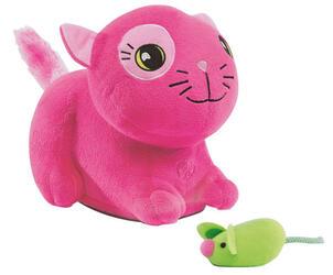 Интерактивная игрушка Yaki Котенок Миу-Миу