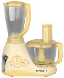 Кухонный комбайн Scarlett SC-446 Желтый