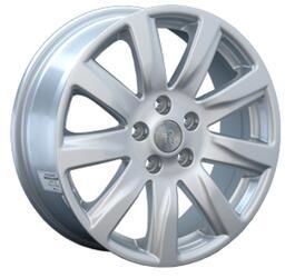 Автомобильный диск Литой Replay NS18 7x17 5/114,3 ET 45 DIA 66,1 Sil