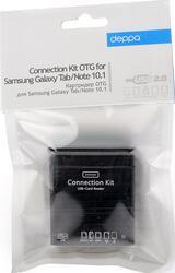 Переходник Deppa USB - 30-pin черный