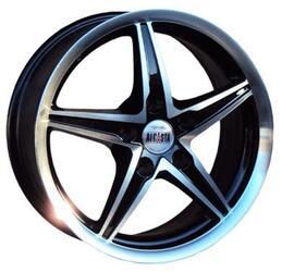 Автомобильный диск Литой Alcasta M13 6,5x17 5/114,3 ET 46 DIA 67,1 BKF