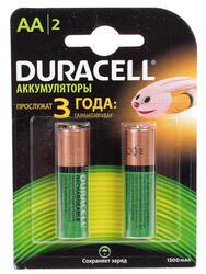 Аккумулятор Duracell HR6-2BL 1300 мАч